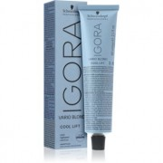 Schwarzkopf Professional IGORA Vario Blond culoare par Cool Lift 60 ml