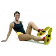 Legshaper/ Lábformázó papucs, sárga