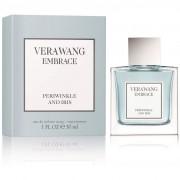 Vera wang embrace periwinkle & iris 30 ml eau de toilette edt profumo donna