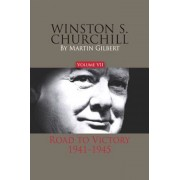 Winston S. Churchill, Volume 7: Road to Victory, 1941-1945, Hardcover
