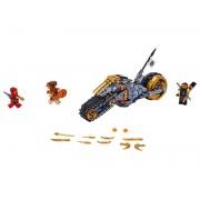 Lego Moto Todoterreno de Cole