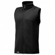 Woolpower - Vest 400 - Veste mérinos taille 3XL, noir