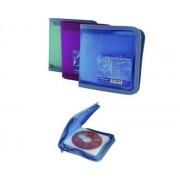 HUSA FERMOAR VIVID 24 CD/DVD albastru