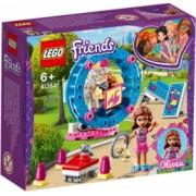 LEGO Friends Terenul de joaca al hamsterului Oliviei No. 41383