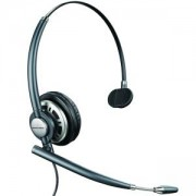 Слушалка Plantronics HW710, Acoustic Shock Protection, Call Clarity, Echo control, Wideband audio, 78712-102