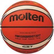 Баскетболна топка BGR7-E7T, MOLTEN, 4905741840327