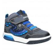 Geox Inek Zwarte Sneakers