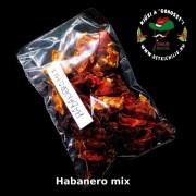 Szárított Habanero mix