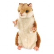 Pluche hamster knuffels 15 cm