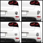 Logo VW personalizat (pachet)