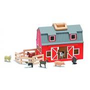 Melissa and Doug Fold and Go Mini Barn