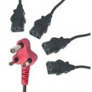 UniQue Dedicated Quad Head Power Cable