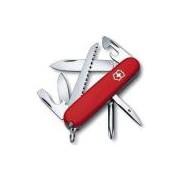 Canivete Suíço Victorinox Hiker Vermelho 13 funções Original 1.4613