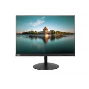 """Lenovo ThinkVision T24i 23.8""""IPS FHD 1000:1.6ms 250cd/m2 178/178 VGA HDMI DP 5xUSB Pivot Swiwel Tilt"""
