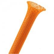 Sleeving Techflex Flexo PET Sleeve 9mm, orange, lungime 1m