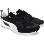 Puma Ferrari Pitlane SF Night Cat Sneakers For Men(Black)