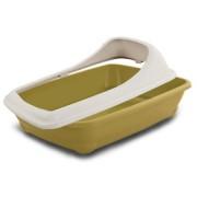 Litiera Birba Mini 38 X 31 X 17 cm Mustard Pet Star