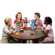 Educational Insights Make - A - Monster Language Arts Test Prep Games - Grade 4
