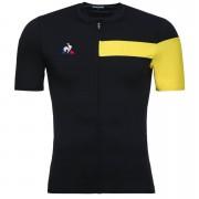 Le Coq Sportif N°1 Jersey - M - Black/Empire Yellow