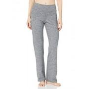C9 Champion Pantalones de Yoga para Mujer, Ebony Heather Longitud Regular, XL