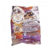 Dalla Grana Mangimi Srl Pura Natura Biscotti Al Farro Cocco-Melissa-Mirtilli 100 G