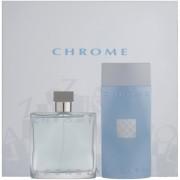 Azzaro Chrome coffret II. Eau de Toilette 100 ml + gel de duche 200 ml