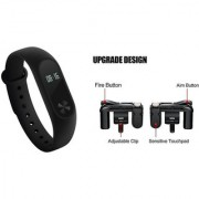 M3 fitness band and PUBG|Smart phones compatiable fitness band|| Heart rate band||Health Watch|| Calories Tracker Band|| Step Count Band||fitness tracker|| bluetooth smart band ||Wrist Watch band|| smart band ||With Alarm System||Best in Quality