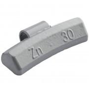 Ciężarki do kół cynkowe do felg aluminiowych ATS - ZN ALU - 30G - 30g