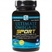Nordic Naturals Ultimate Omega-D3 Sport - 60 softgels