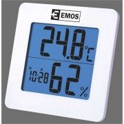 Digitálny LCD teplomer s vlhkomerom E011