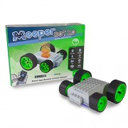 meeperBOT 2.0 Remote Control Robot w/ Free Controller App - Neon Green
