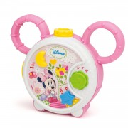 CLEMENTONI - Disney Baby Minnie Mouse Proiettore Musicale - 14840