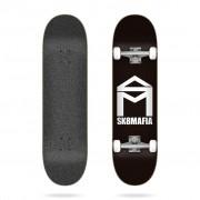"""SK8MAFIA - skateboard House Logo Black 7.75""""x31.60"""" Sk8Mafia black Velikost: 7.75"""
