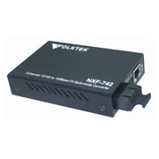 VOLTEK NXF-742 ( NXF -742RS-20 si NXF-742TS-20) Enhanced 10/100Base-TX to 100Base-FX Converter