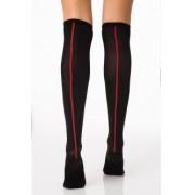 Дамски чорапи Хот лайн блек