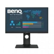 """Монитор BenQ BL2480T (9H.LHFLA.TBE), 23.8"""" (60.45 cm) IPS панел, Full HD, 5 ms, DisplayPort, HDMI, VGA"""