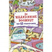 Top1Toys Boek De Waanzinnige Boomhut Van 52 Verdiepingen