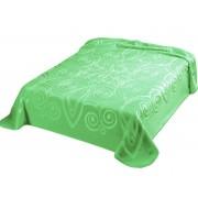 Pătură de pat double Belpla Ster 516 Verde