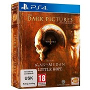 The Dark Pictures Anthology: Volume 1 - Man of Medan and Little Hope Limited Edition - PS4