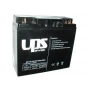 UPS Power 12V 18Ah zselés akkumulátor (MC18-12)