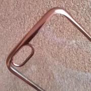 Силиконов калъф за iPhone 6/6s Plus гръб Fashion розов