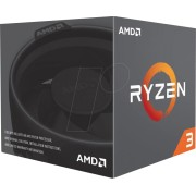 YD1200BBAEBOX - AMD AM4 Ryzen 3 1200, 4x 3.10GHz, boxed