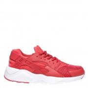 Halles piros férfi sportcipő