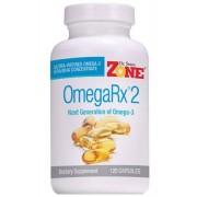 Zone OmegaRx 2 120 kapslar