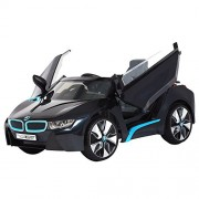 Rollplay BMW I8 6-Volt Battery-Powered Ride-On, Black