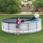Bestway Покривало за басейн Flowclear, 427 см