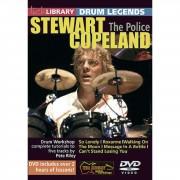 Roadrock International Lick Library: Drum Legends - Stewart Copeland DVD