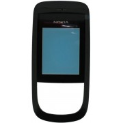 0255744 Nokia Front Cover Slide 2220 Graphite