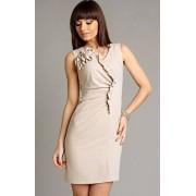 Chantale sukienka (beżowy)