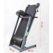 Sportmann Banda de alergare electrica Scud Speed C10, 4 CP, 110 kg